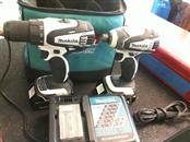 MAKITA Cordless Drill LXFD01/LXDT04 COMBO WITH CHARGER